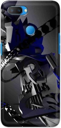 Printor Back Cover for Realme U1