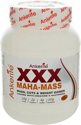 Ankerite XXX MAHA Weight Gainers/Mass Gainers