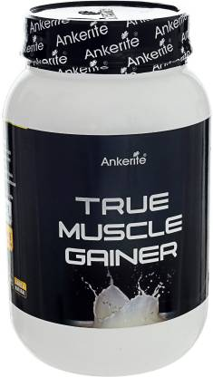 Ankerite TRUE MUSCLE GAINER Weight Gainers/Mass Gainers