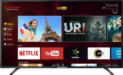 Thomson 140 cm (55 inch) Ultra HD (4K) LED Smart TV