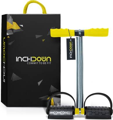 Inchdown Tummy Trimmer Ab Excersizer - No. 1 Rated Fitness Equipment for Home Ab Exerciser