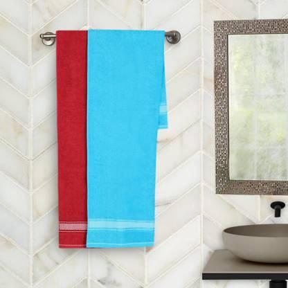 Flipkart SmartBuy 380 GSM Cotton Bath Towel