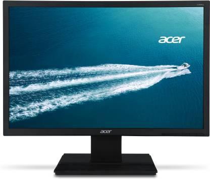 Acer 19.5 inch HD LED Backlit TN Panel Monitor (V206HQL)