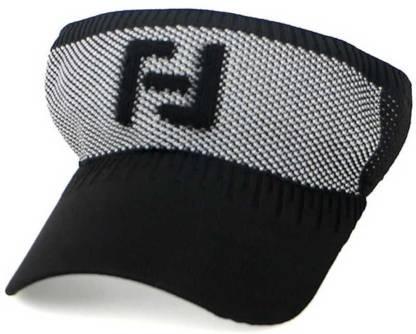 Solid Embroidered, Self Design, Solid Visor Sunshade Tennis Golf Cap Cap Cap
