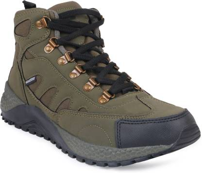 Goldstar 401 Tracking & Hikking Shoes for Men Hiking & Trekking Shoes For Men