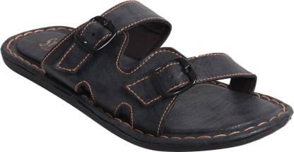 Men Black Sandal