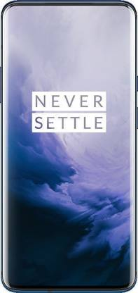OnePlus 7 Pro (Nebula Blue, 12GB RAM, Fluid AMOLED Display, 256GB Storage, 4000mAH Battery)
