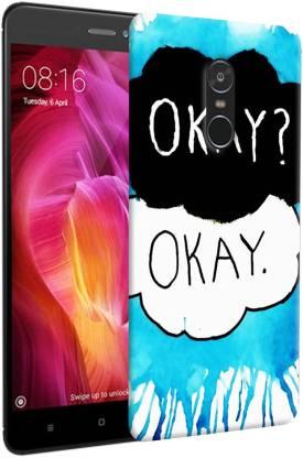 Femto Back Cover for Mi Redmi Note 4