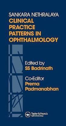 Sankara Nethralaya Clinical Practice Patterns in Ophthalmology