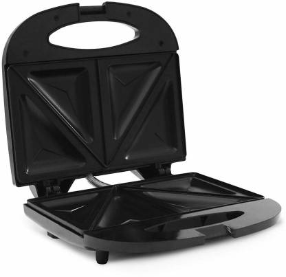 VibeX ™ Panini Press Sandwich Maker with Non-Stick Toast