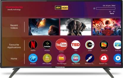 Thomson UD9 PRO 164 cm (65 inch) Ultra HD (4K) LED Smart TV