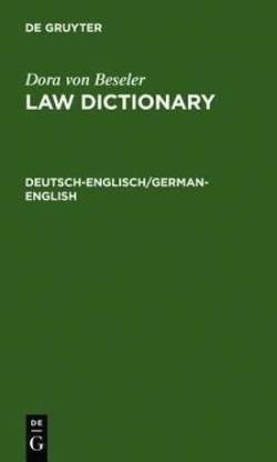 Deutsch-Englisch/German-English