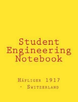 Student Engineering Notebook