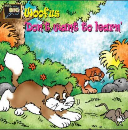 Woofus Don't Want to Learn