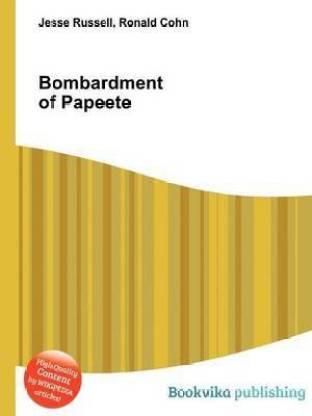 Bombardment of Papeete
