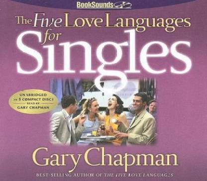 The 5 love languages for singles