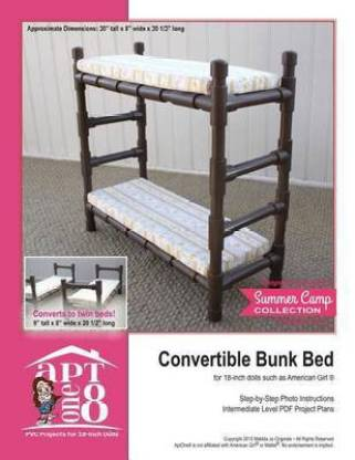 Convertible Bunk Bed Buy Convertible Bunk Bed By Rutten Kristin At Low Price In India Flipkart Com