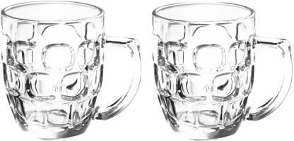 TREO CASCADE COOL Glass Beer Mug