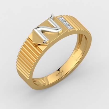 ShipJewel Naive N Ring 18kt Diamond Yellow Gold ring