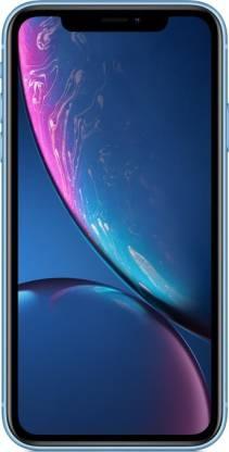 APPLE iPhone XR (Blue, 64 GB)