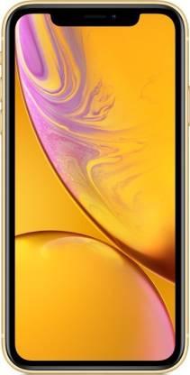 APPLE iPhone XR (Yellow, 128 GB)