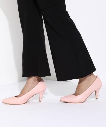 French Connection Women Beige Heels