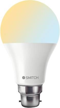 Smitch Wi-Fi White Ambience (2700-6500k) - (10W) B22 Base Smart Bulb