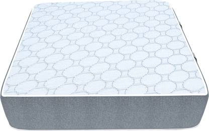 Sleep Spa Oeko Tex Certified Icy Cool Fabric 6 inch Single High Resilience (HR) Foam Mattress