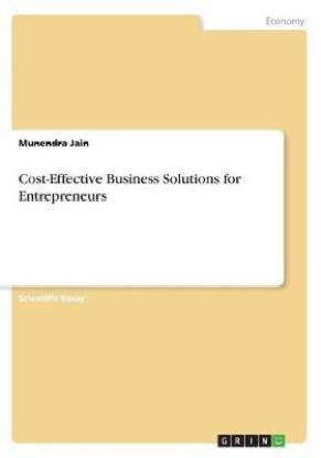 Cost-Effective Business Solutions for Entrepreneurs