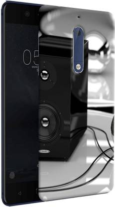 99Prints Back Cover for Nokia 5