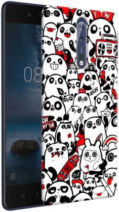 99Prints Back Cover for Nokia 8