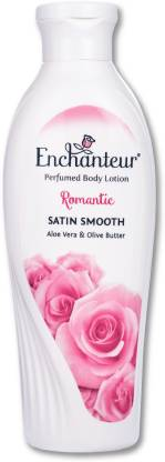 Enchanteur Romantic Perfumed Body Lotion
