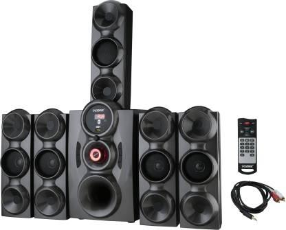 9 CORE HT-BT-1011 BASS SOUND KA BAAP 9 W Bluetooth Home Theatre