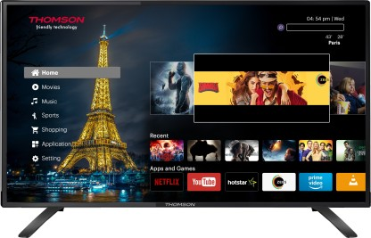 Thomson B9 Pro 80cm (32 inch) HD Ready LED Smart TV (32M3277 PRO)