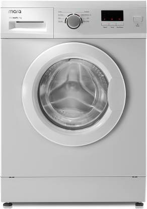 MarQ By Flipkart 7 kg with Self Clean Technology Fully Automatic Front Load with In-built Heater White
