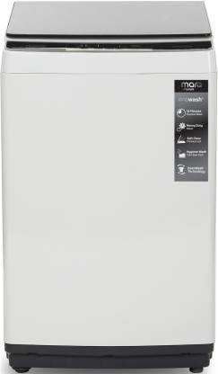 MarQ By Flipkart 10.2 kg with Tangle Free Wash Fully Automatic Top Load Grey