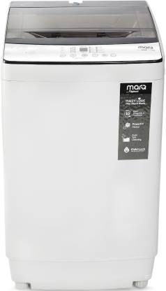 MarQ by Flipkart 7.2 kg with Twin Shower Technology Fully Automatic Top Load White