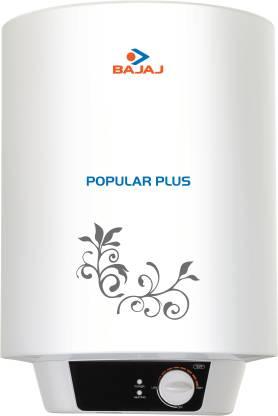 BAJAJ 10 L Storage Water Geyser (Popular Plus, White)