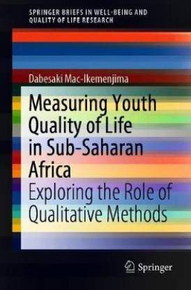 Measuring Youth Quality of Life in Sub-Saharan Africa