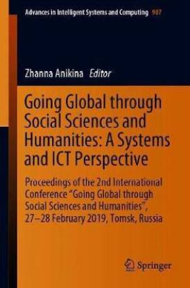 Going Global through Social Sciences and Humanities: A Systems and ICT Perspective