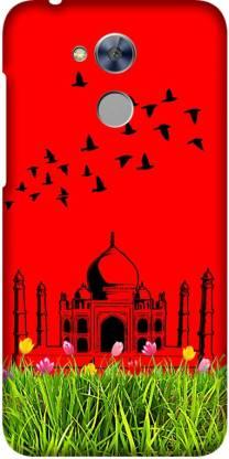 CASE SUTRA Back Cover for Honor Holly 4 DLI-L22 - taj mahal Print