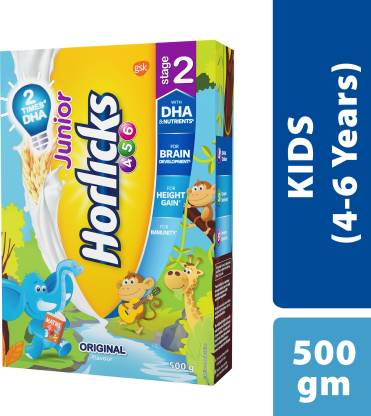 Junior Horlicks Original Flavour - Stage 2