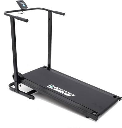 FITKIT FK90 Manual Treadmill