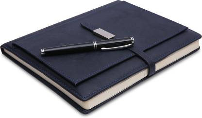 PAPERLLA B5 Planner/Organizer  (Blue Executive Corporate