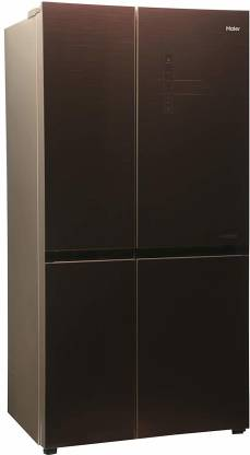 Haier 531 L Frost Free Side by Side Inverter Technology Star Convertible Refrigerator