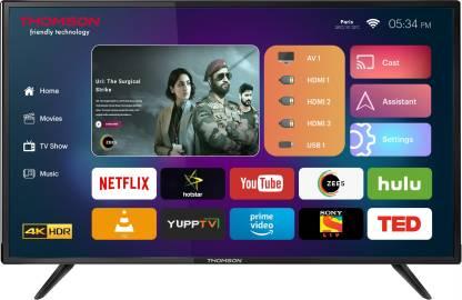 Thomson UD9 108 cm (43 inch) Ultra HD (4K) LED Smart TV