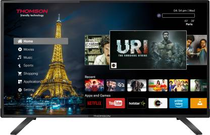Thomson B9 Pro 102 cm (40 inch) Full HD LED Smart TV