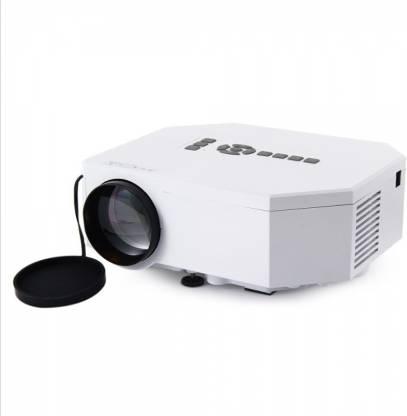 Bushwick Smart Tv Full HD Home Theater & Business Projector Ultra Portable Projector