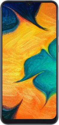 SAMSUNG Galaxy A30 (White, 64 GB)
