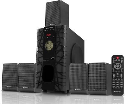 ZEBRONICS ZEB-BT 6590 RUCF 65 W Bluetooth Home Theatre